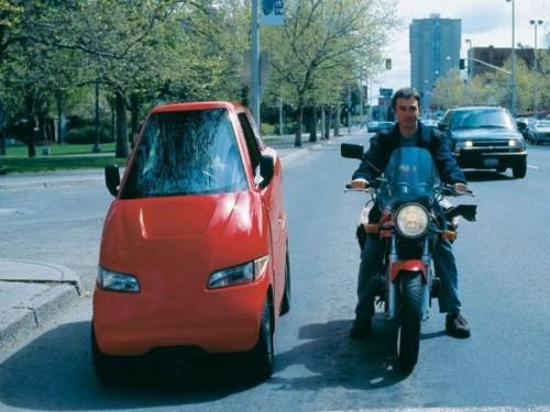 The Tango Electric Vehicle